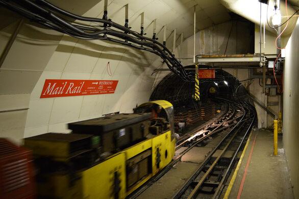 The Mail Rail