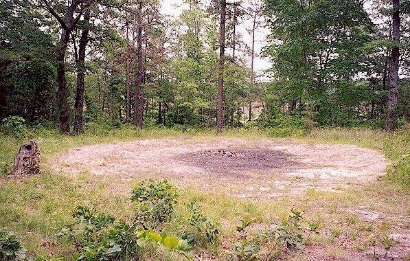 Devil's Tramping Ground – Bear Creek, North Carolina - Atlas Obscura
