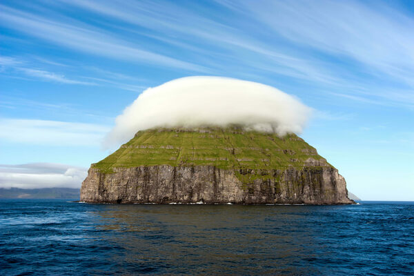 The Tiny Island With Its Own Personal Cloud