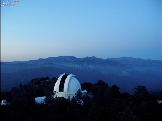 Mount Wilson Observatory – Pasadena, California - Atlas Obscura