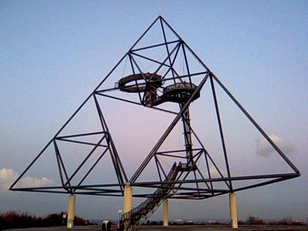 Tetrahedron In Bottrop Bottrop Germany Atlas Obscura