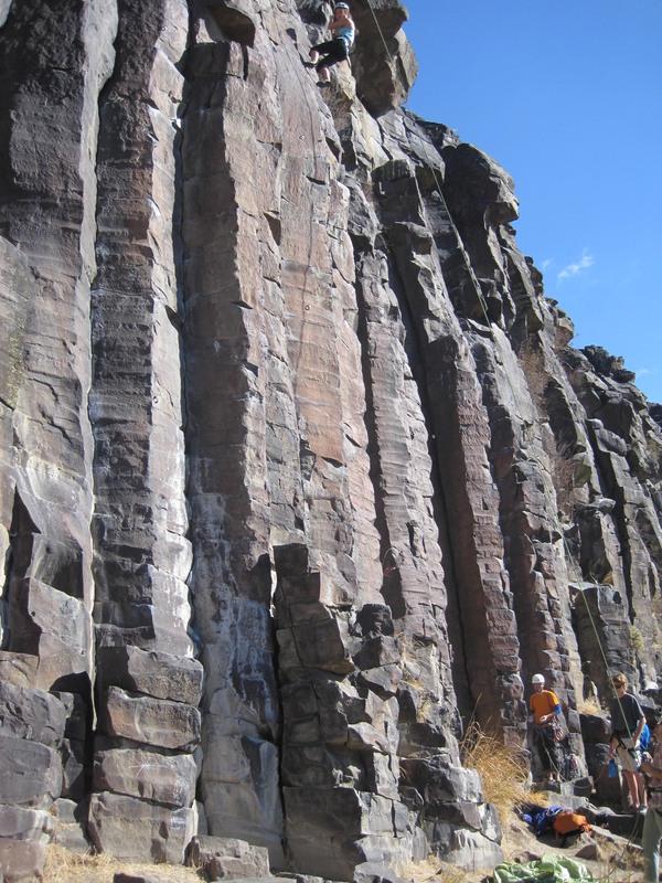 The Black Cliffs Boise Idaho Atlas Obscura
