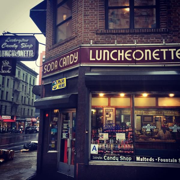 The Lexington Candy Shop New York New York Atlas Obscura