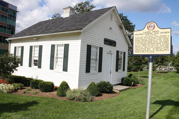 Laurel Grove School Museum in Alexandria, Virginia