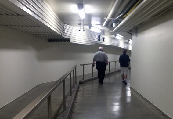 Capitol Building Tunnel System Washington D C Atlas Obscura