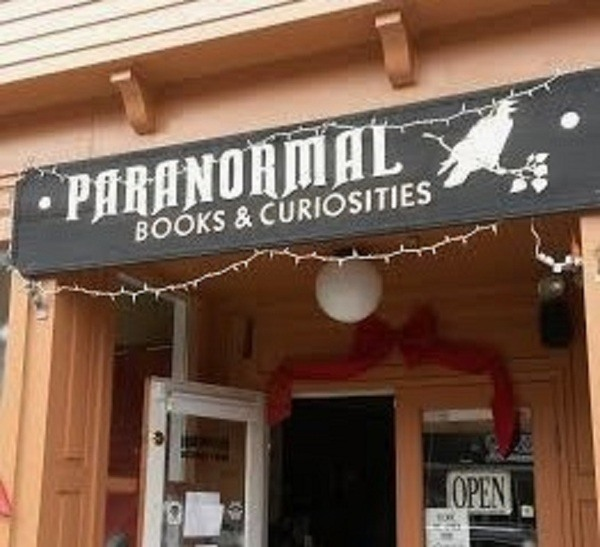Ghost Museum Of Science: Paranormal Museum