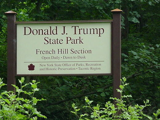 Donald J Trump State Park Mahopac New York Atlas Obscura
