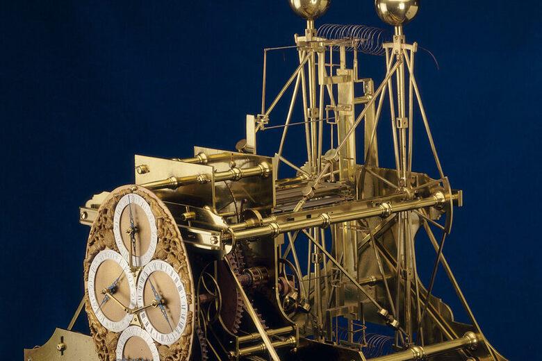 морський хронометр, який був винайденим Джоном Харрісоном
