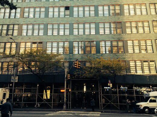 The Old McGraw Hill Building Luke J Spencer