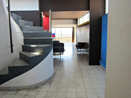 Le Corbusier S Studio Apartment
