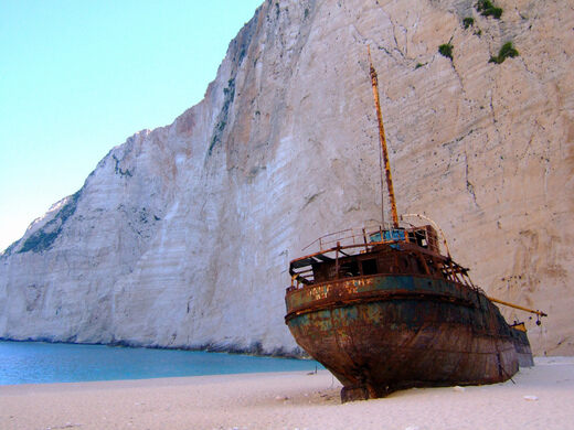 74f4ecbb3d2f1 Navagio Beach – Zakinthos