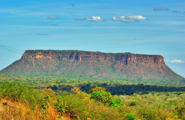chapada das mesas national park santa terezinha brazil atlas obscura