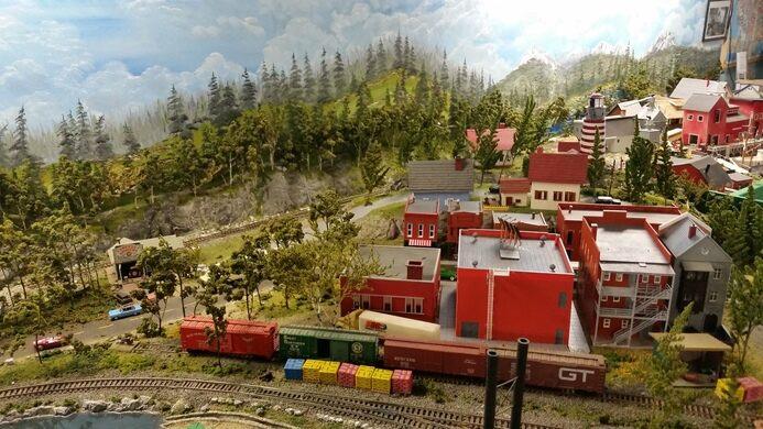 Maine central model railroad jonesport maine atlas obscura the model railroad r stemple atlas obscura user freerunsca Choice Image