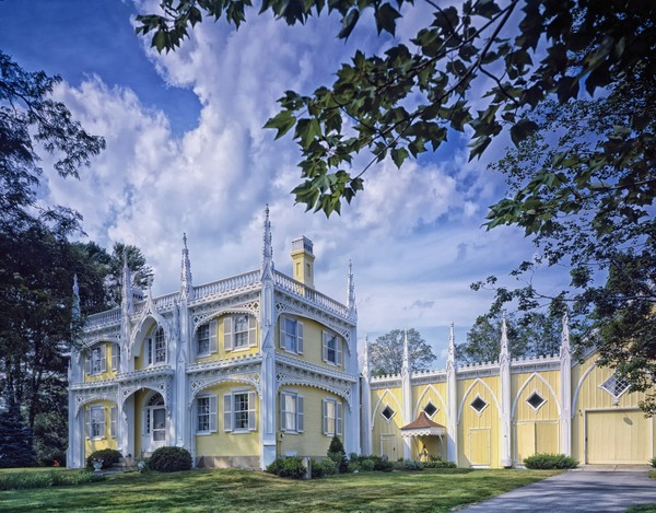 the wedding cake house kennebunk maine atlas obscura
