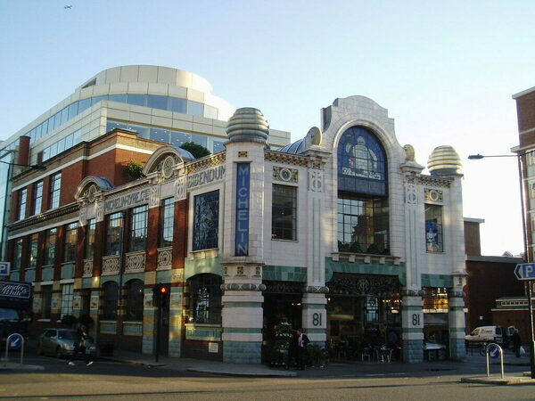 Picture - Michelin House in London, England