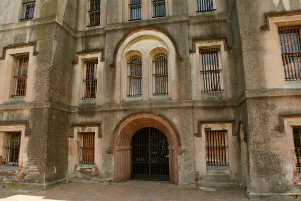 Old Charleston City Jail Charleston South Carolina