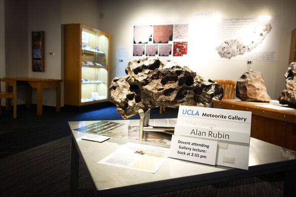 3946d5f1d58 UCLA Meteorite Collection – Los Angeles, California - Atlas Obscura