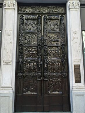 View all photos & Salada Tea Doors \u2013 Boston Massachusetts - Atlas Obscura