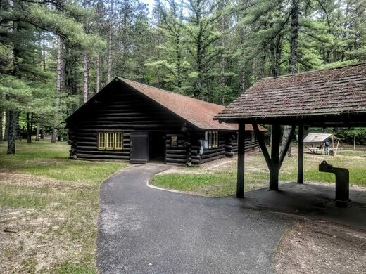 Tire Places Near Me Open Now >> Hartwick Pines Logging Museum – Grayling, Michigan - Atlas Obscura