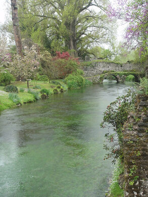 The Garden of Ninfa – is it worth all the superlatives?