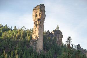 Steins Pillar.