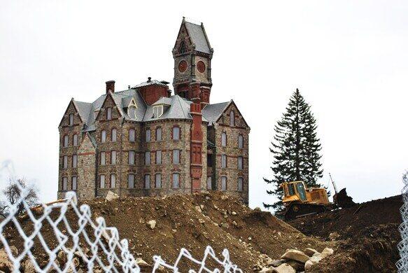 Worcester State Hospital – Worcester, Massachusetts - Atlas