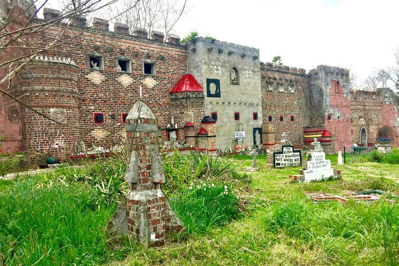 Fortress of Faith (Greenback Castle)