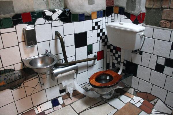 Hundertwasser Toilets Kawakawa New Zealand Atlas Obscura