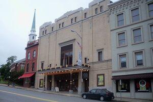 Bangor Opera House.