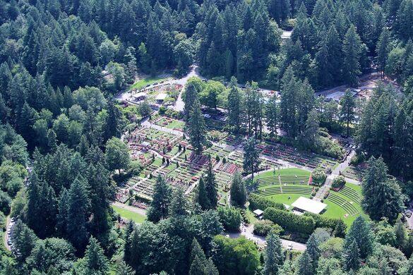 International Rose Test Garden – Portland, Oregon - Atlas Obscura