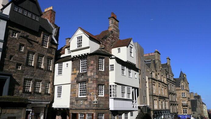 John Knox House – Edinburgh, Scotland - Atlas Obscura