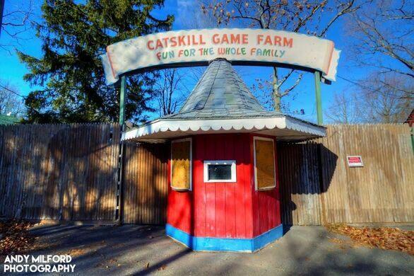 Catskill Game Farm – Catskill, New York - Atlas Obscura