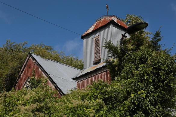 Bailbrook Mission Tin Church