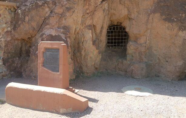 Clifton Cliff Jail