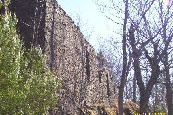Eyrie House Ruins