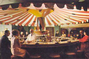 Carousel Bar in 1968.