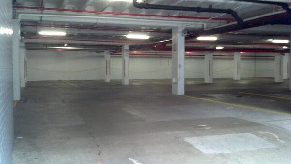 Deep Throat Parking Garage
