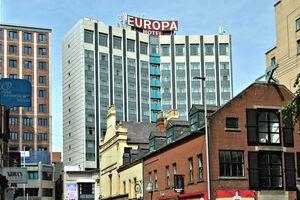 Europa Hotel.