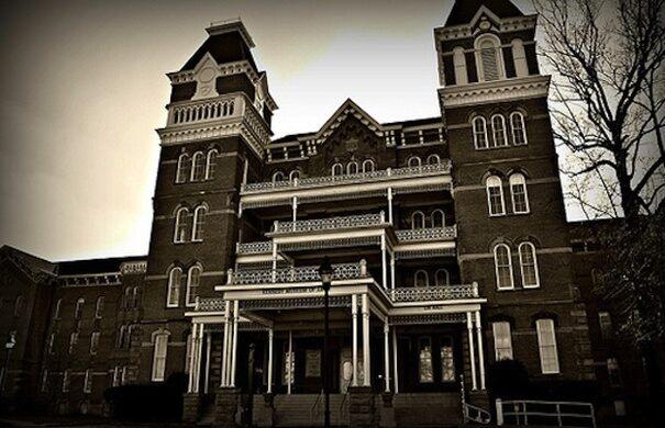 Athens Lunatic Asylum Athens Ohio Atlas Obscura