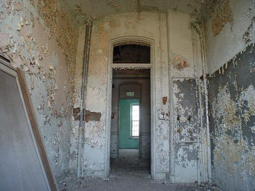 Willard Asylum For The Chronic Insane Ovid New York