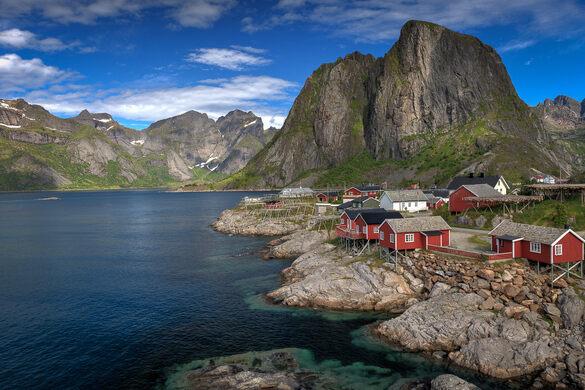 Lofoten Temperature Anomalies Rost Norway Atlas Obscura