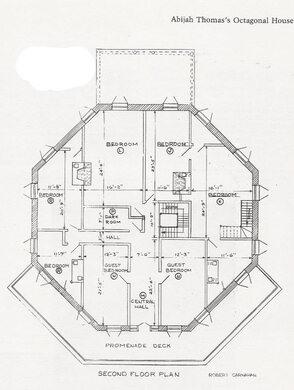 The Octagon House Marion Virginia Atlas Obscura
