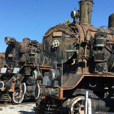 Çamlik Railway Museum – Selçuk, Turkey - Atlas Obscura