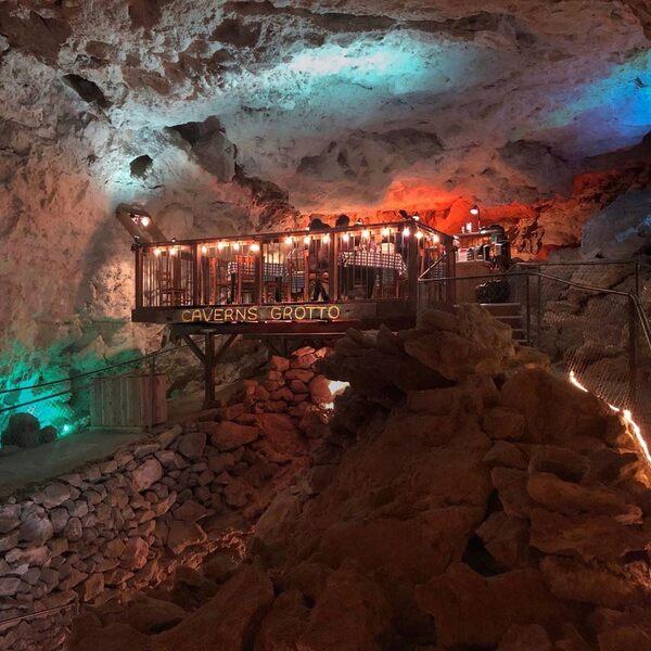 Caverns Grotto