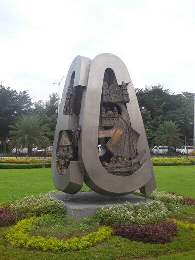 Apec Sculpture Garden Pasay Philippines Atlas Obscura