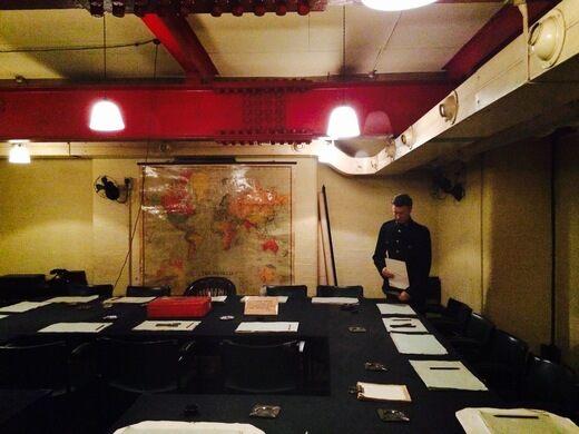 The Churchill War Rooms – London, England - Atlas Obscura