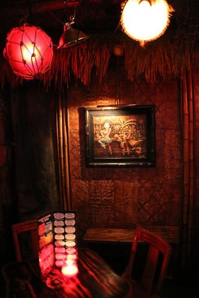 Frankie S Tiki Room Las Vegas Nevada Atlas Obscura