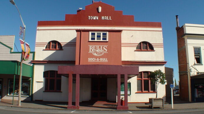 The Town of Bulls – Bulls, New Zealand - Atlas Obscura