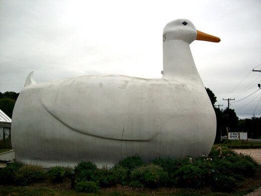 purchase cheap 27a2e 4bdfd Big Duck – Flanders, New York - Atlas Obscura