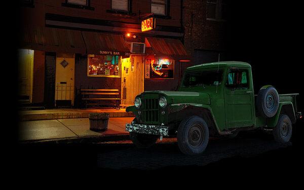 sunnys bar brooklyn  york atlas obscura